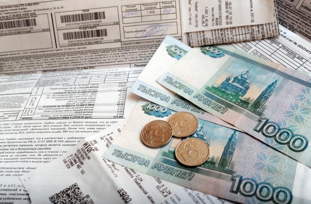Как начисляется плата за ЖКУ в Москве