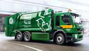 вывоз мусора, екологичный транспорт