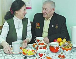 ветераны, социальная поддержка
