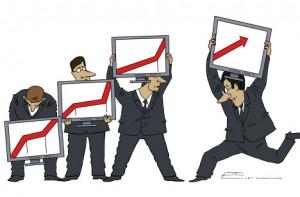 рынок акций, нефтегазовые компании