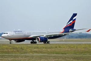 Тарифы - расценки на услуги связи на борту самолётов Аэрофлота