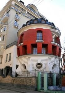 Примечательные здания Москвы