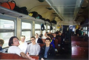 В Мурманской области дорожает проезд электричками