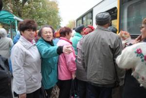 Садоводам Ульяновской области в 2013 году будут компенсировать проезд