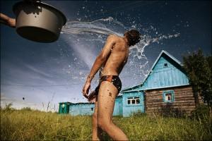 Графики отключения горячей воды в районе Ясенево, Юго-Западный административный округ (ЮЗАО), Москва, 2013 год