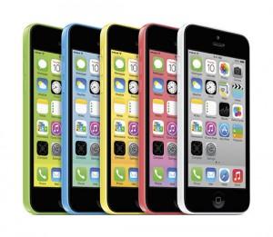 Новый iPhone 5S и бюджетный смартфон Apple 5C официально представлены!