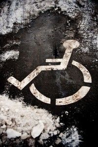 В столице иногородним инвалидам предоставили бесплатные парковочные места