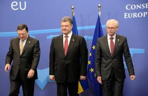 Украина и ЕС подписали соглашение об экономической ассоциации