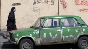 Старые, брошенные, полуразобранные автомобили в Москве будут увозить и утилизировать