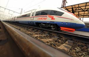 В скоростных поездах «Сапсан» появится туристический класс