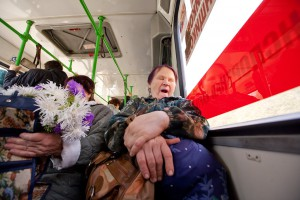 С 1 января 2015 года жители Биробиджана за проезд в автобусе будут платить на 2 рубля больше