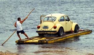 Новые тарифы перевозок через паромные переправы на реках Якутии