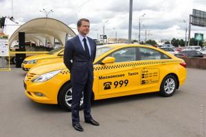 Обнародован рейтинг самого безопасного такси Москвы