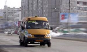 В Петербурге маршрутки могут сильно подорожать