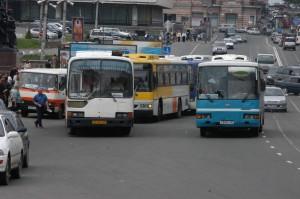 Проезд в автобусах Владивостока подорожал до 20 рублей