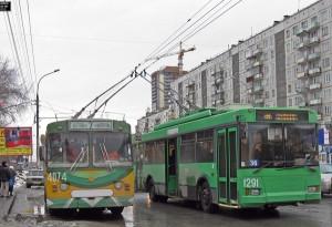 Проезд в общественном транспорте Новосибирска подорожает в 2016 году