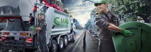 В Минске сначала повысили тариф на вывоз мусора, но вернули обратно