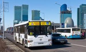 Тариф на проезд в автобусах Астаны не будут менять в течение 2 лет