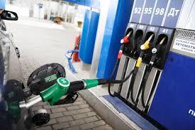 Бензин в России продолжает расти