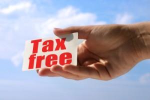 В России введут tax free