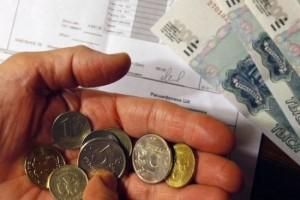 Тарифы ЖКХ растут, невзирая на снижение благосостояния