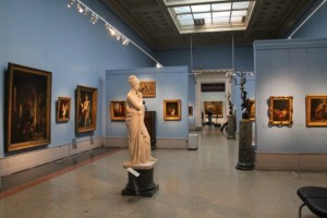 Вход на выставки ГМИИ имени Пушкина будет бесплатным в конце октября