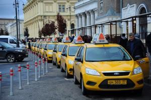 В Москве могут установить единый минимальный тариф на поездку в такси