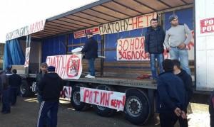 Дальнобойщики готовят новые акции протеста против повышения тарифов в системе Платон