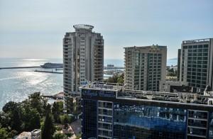 Средний тариф в прибрежных отелях в Сочи в 2016 г вырос на 21 процент