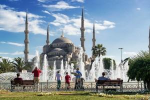Тариф дня: Петербург - Стамбул у России - 7886 рублей