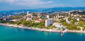 Средний тариф в прибрежных отелях Сочи в 2016г. вырос на 21 процент