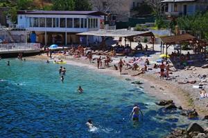 Назван минимальный тариф на проживание туристов в Крыму летом