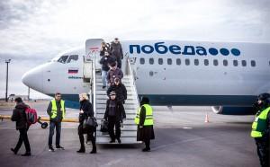 Авиакомпания Победа снизит минимальный тариф до 499 рублей