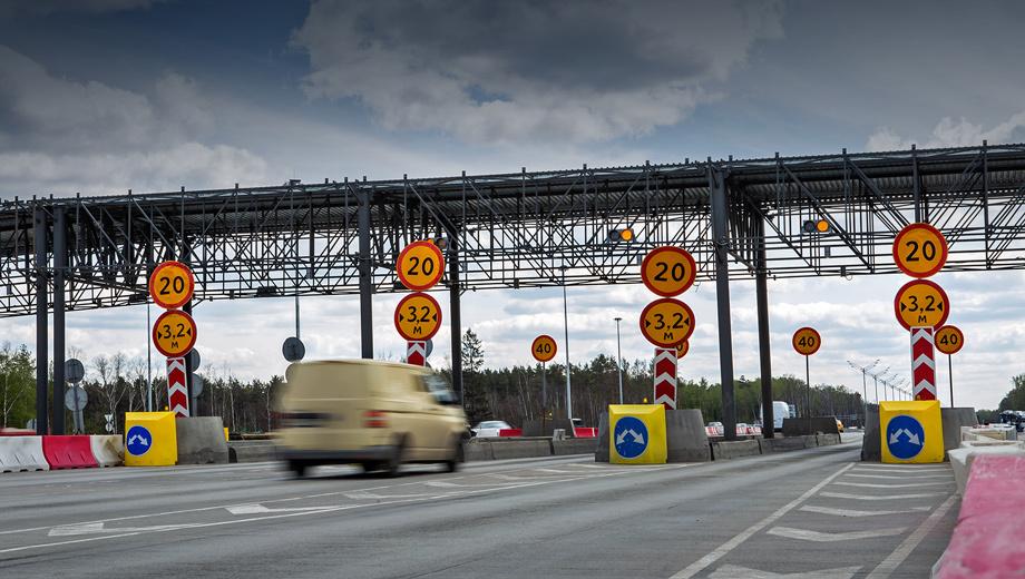 На головном участке трассы М-11 повысили тарифы на проезд
