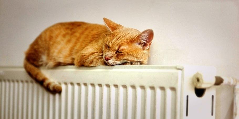 В Омске подешевело отопление