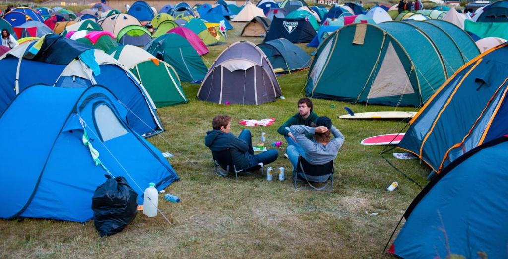 Калининград предложит гостям ЧМ-2018 остановиться в палаточных городках