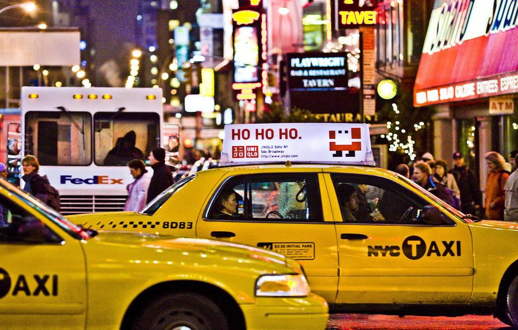 Такси Нью-Йорка могут поднять стоимость поездок, введя пиковый тариф