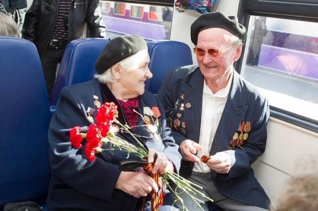Авиакомпания NordStar предложит в мае бесплатные билеты для ветеранов ВОВ
