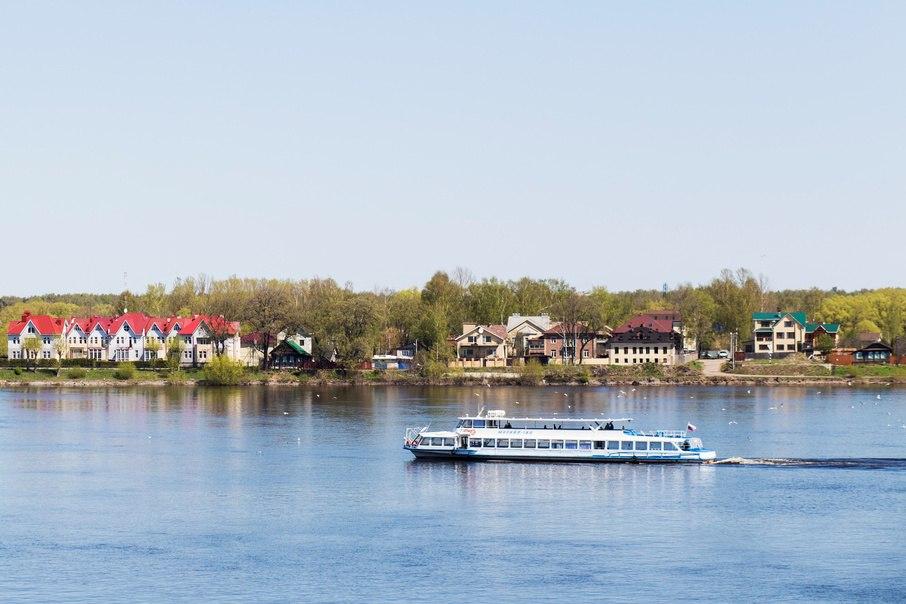 В Ярославле подорожал речной транспорт: цены и расписание