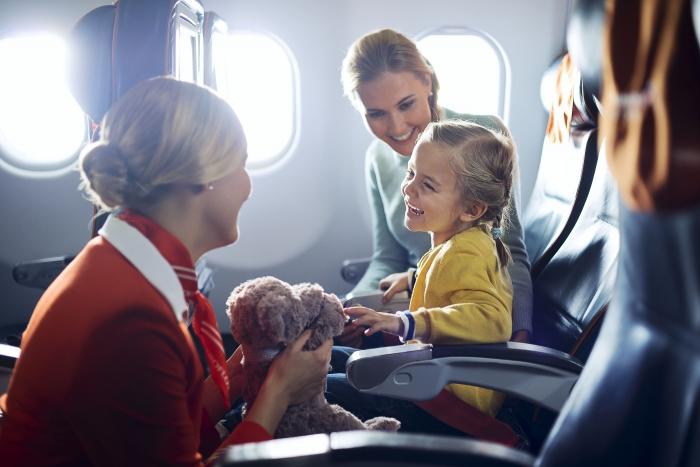 Flydubai временно ввел детский тариф в 2 доллара на рейcы из Киева и Одессы в Дубай
