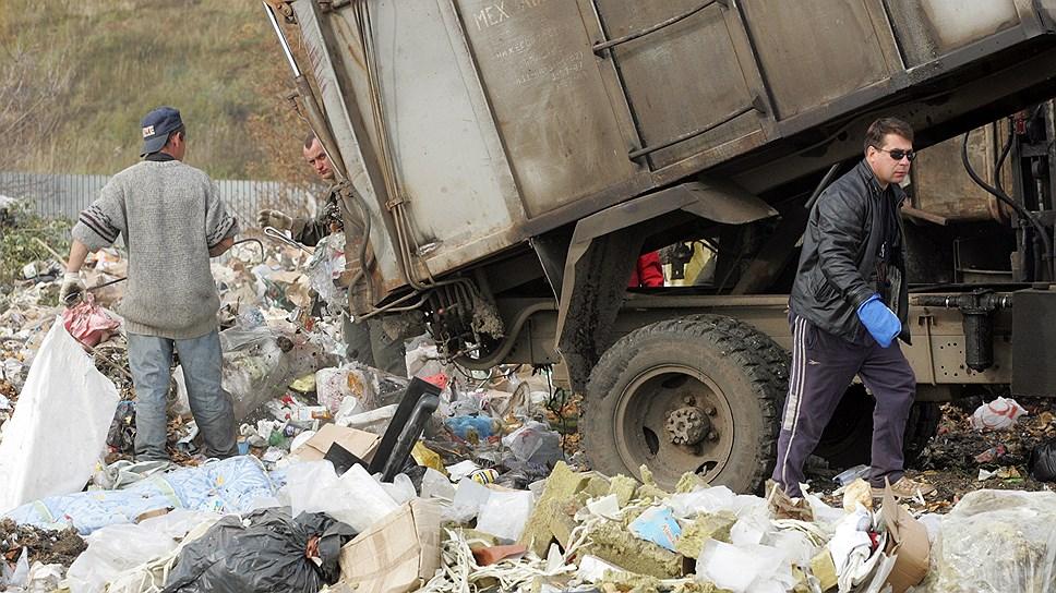 Тариф на вывоз мусора в Магнитогорске снизят на десять рублей