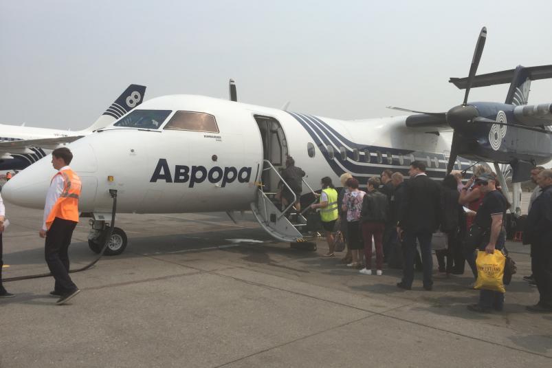 Специальный тариф вводится на авиарейс Хабаровск - Николаевск-на-Амуре