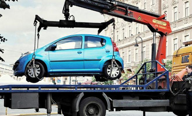 В Пензе повысится плата за эвакуацию автомобилей