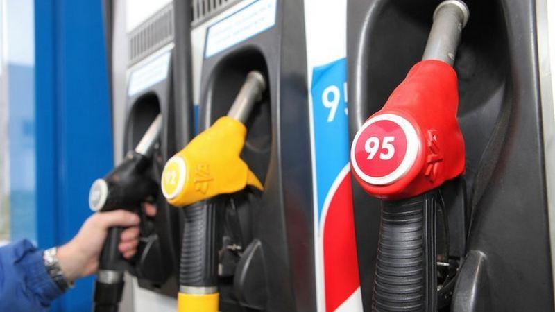 Бензин расписали по регионам