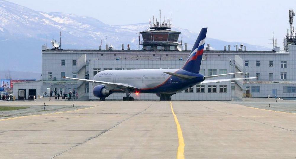 авиаперевозки между Сахалином и Курилами