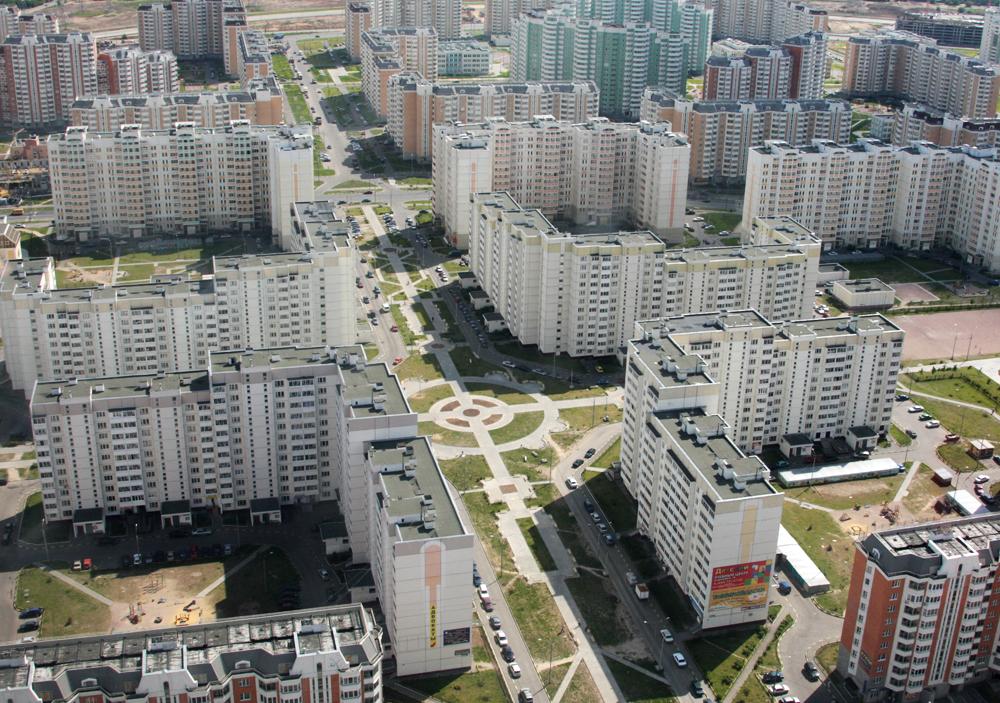 В Новой Москве подскочили цены на жилье