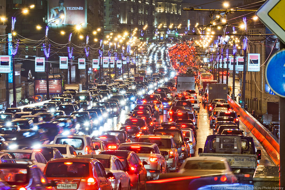 Яндекс назвал самые загазованные районы Москвы