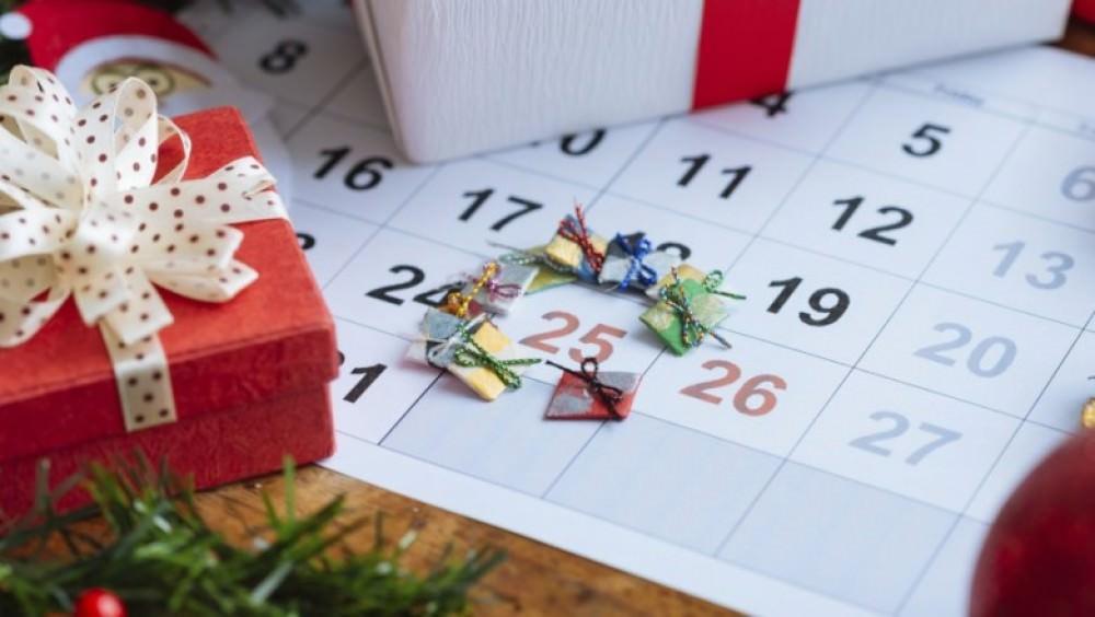 Минтруд составил график выходных на следующий год