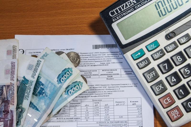 В июле тамбовчан ждет повышение тарифов на коммунальные услуги