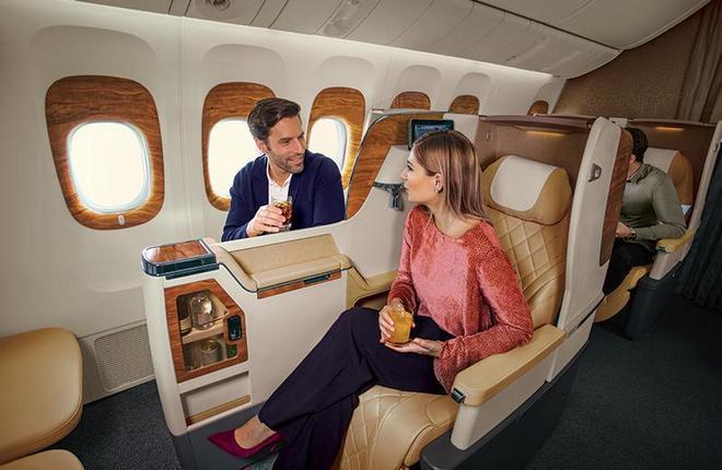 Emirates первой из крупных авиакомпаний запустила упрощенный тариф в бизнес-классе